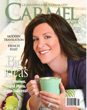 CARMEL MAGAZINE May 2009