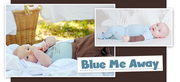 Blue Me Away Collection